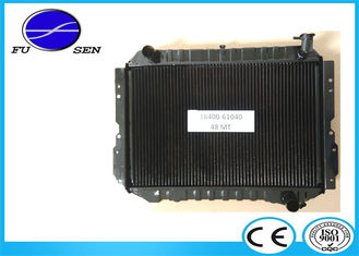 Humidity Resistance Copper Car Radiator High Efficiency BC 380*598*48mm